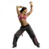 Latin Dance icon – play4fit – dj myrrha